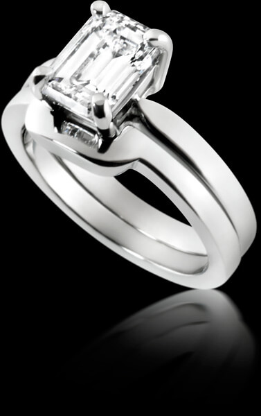 Fitted Wedding & Engagement Rings