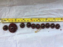 Repair Shop Garnet Bracelet