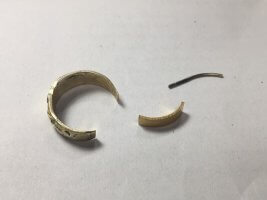 Repair Shop Gold Ring Repair