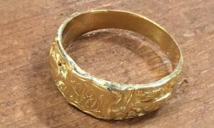BBC Repair Shop Gold Ring Repair