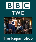 Richard Talman on The Repair Shop - BBC2
