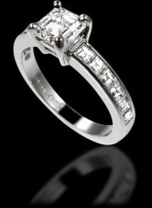 Solitaire & Engagement Rings Sussex