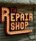 Richard Talman on The Repair Shop - BBC1